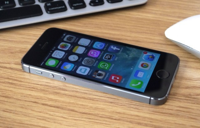 iPhone 6 pantalla grande iOS 8.1