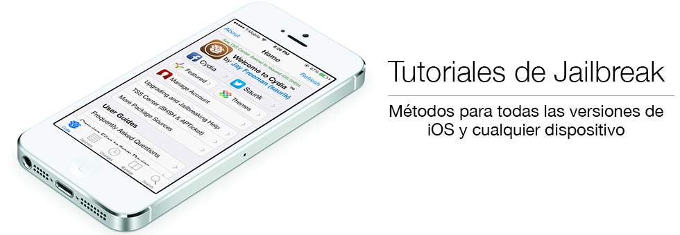 Jailbreak tutoriales