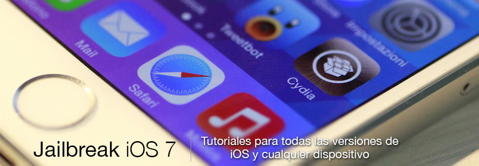 Tutoriales de Jailbreak