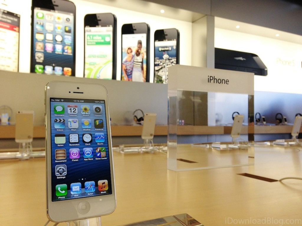 iPhone 6 evento en tiendas Apple
