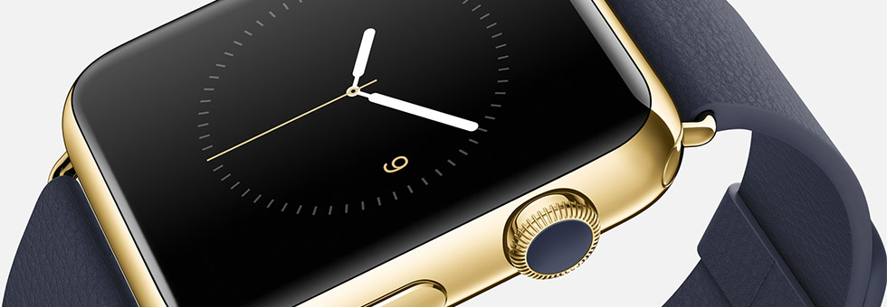 Apple presenta su reloj, el Apple Watch. Una gran bestia