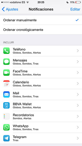 Trucos para mantener optimizado iOS en tu iPhone o iPad