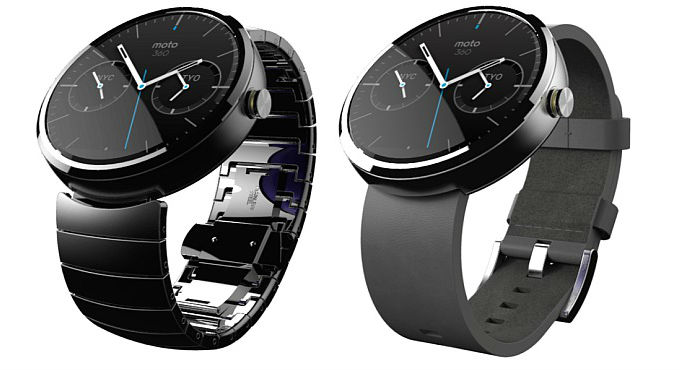 Moto 360 Android notificaciones iOS