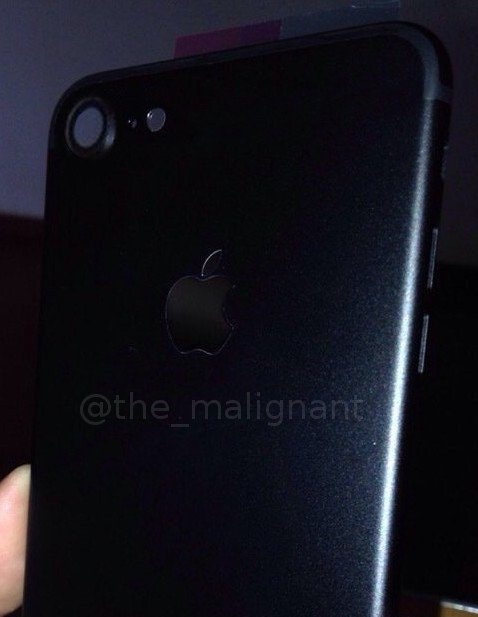 iPhone 7 chasis filtrado