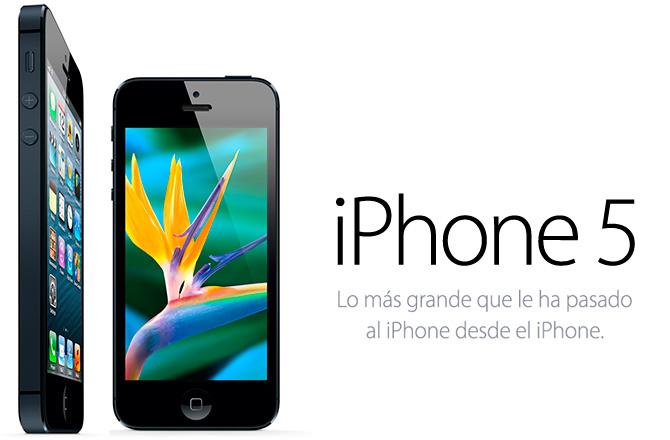 Precio Iphone  Vodafone