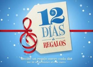 12 días de regalos