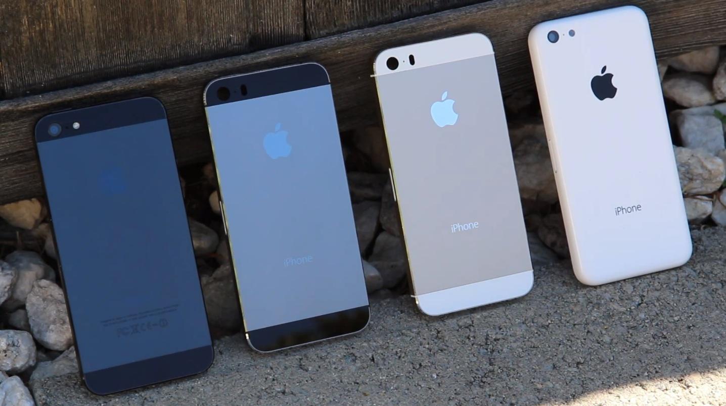 498e9cd8aa2 Carcasa trasera negro grafito del iPhone 5S en vídeo - iOSxtreme