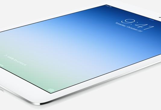 iPad Air Fondo