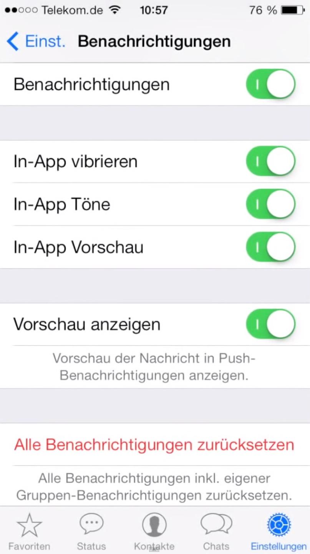 Whatsapp Para Ios 7 Aparece En Un Vídeo Iosxtreme