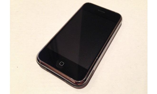 prototipo de iphone 2g