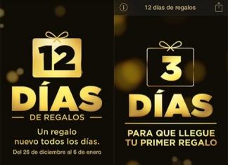 12 días de regalos 2013