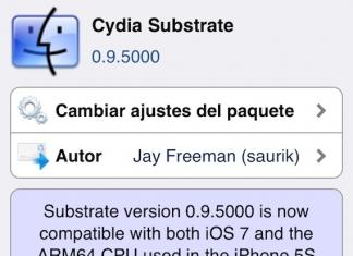 Mobile Substrate actualizado