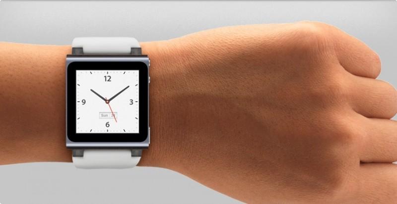 iWatch de Apple | iPod Nano 6