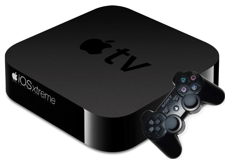 El Apple TV podría incluir soporte para juegos