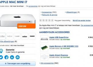 mac mini haswell