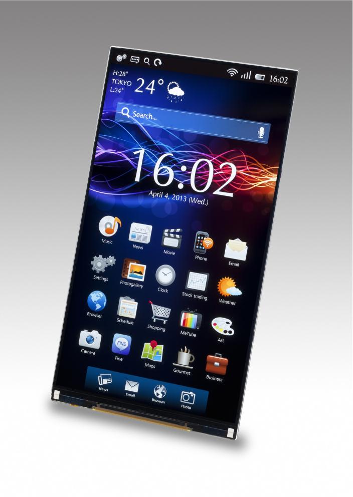 Japan Display, nueva pantalla iPhone 6 (sharp)