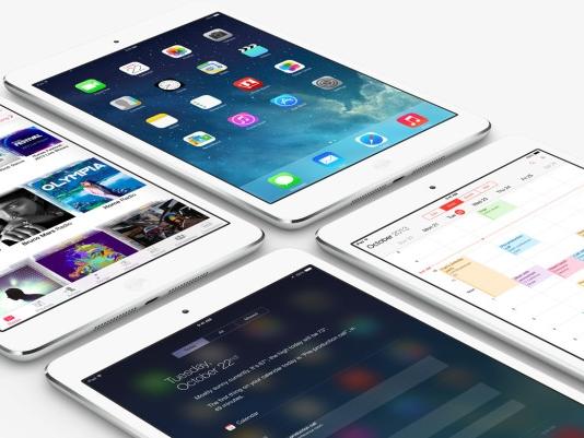 ipad air 2 lanzamiento con OS X Yosemite