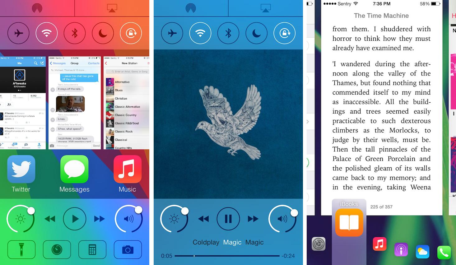 Auxo Cydia Tweak iOSXtreme