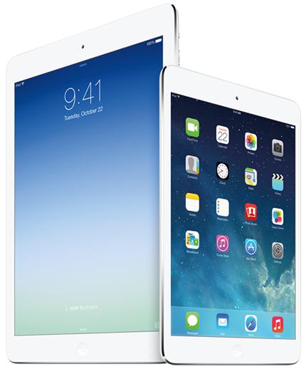 iPad familia ventas
