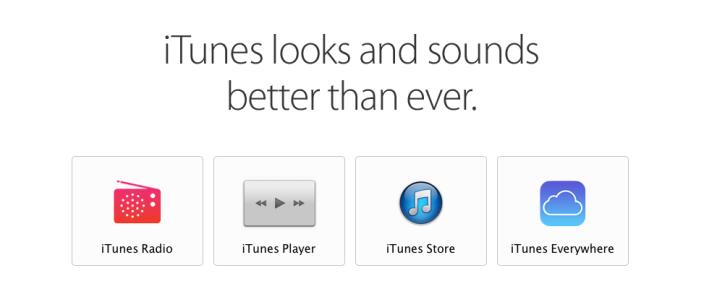 iTunes mejoras