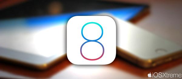 iOS 8 betas