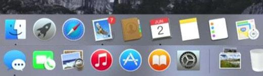 OS X Yosemite iconos