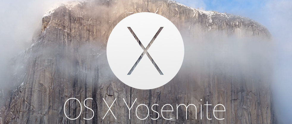 OS X Yosemite Apple