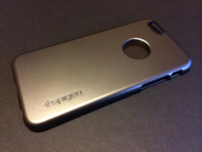 Primera funda iPhone 6