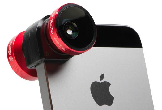 lentes fotos iPhone apple iosxtreme olloclip