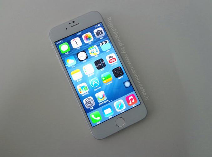 Clon chino del iPhone 6