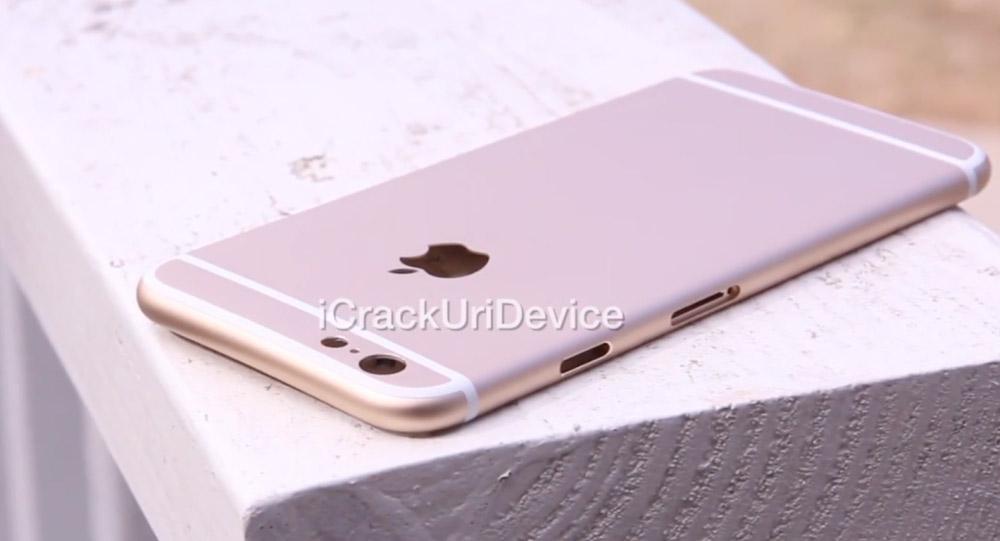 iPhone 6 filtrada 1
