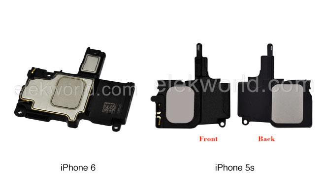 iPhone 6 componentes