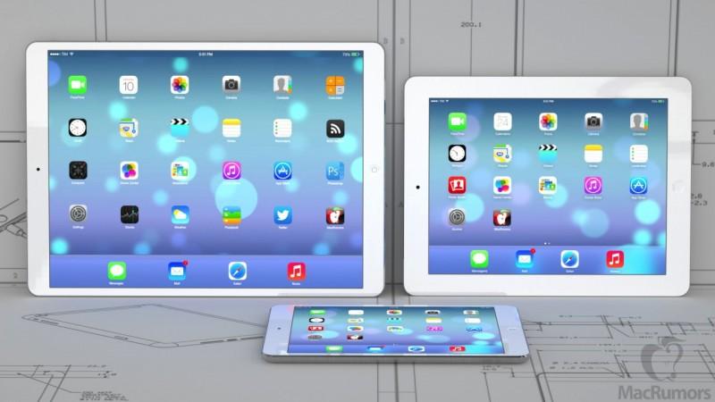 iPad Pro, iPad, mini iPap