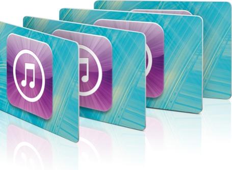 tarjeta de itunes