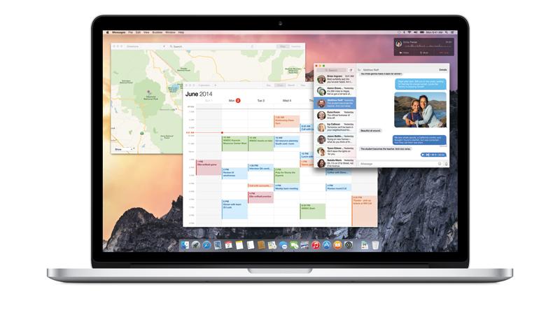 OSX Yosemite Mac