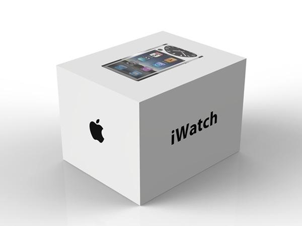 iWatch - reloj inteligente de Apple
