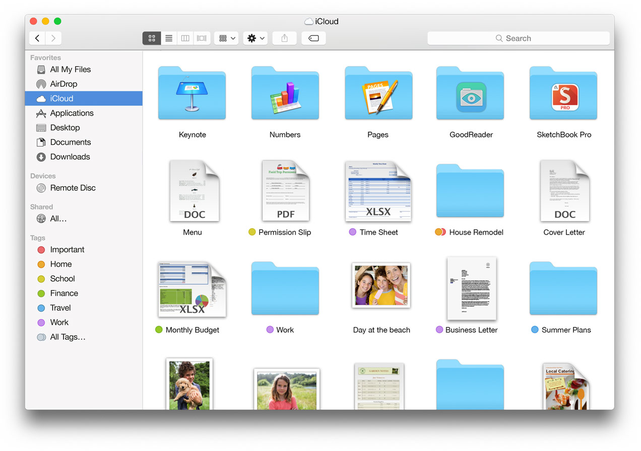 how to delete an app from icloud on macbook computer