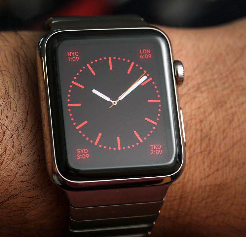 Apple Watch más características salen a la luz
