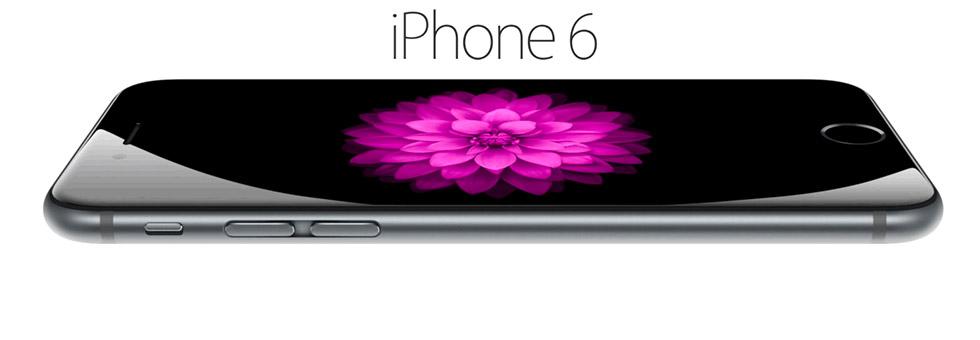 iPhone 6 slider