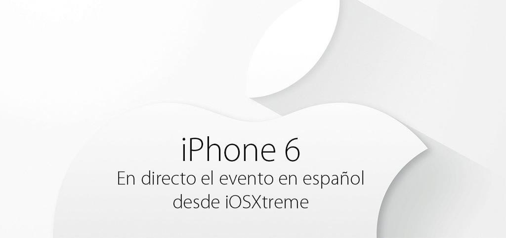 iPhone 6 desde iOSXtreme