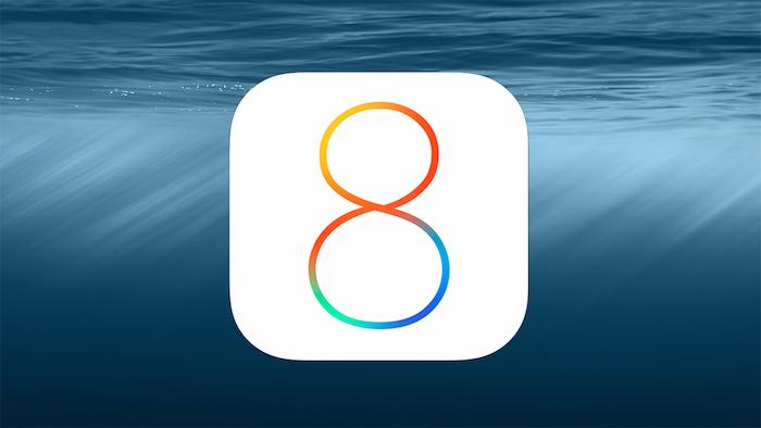 iOS 8.0.1 actualización