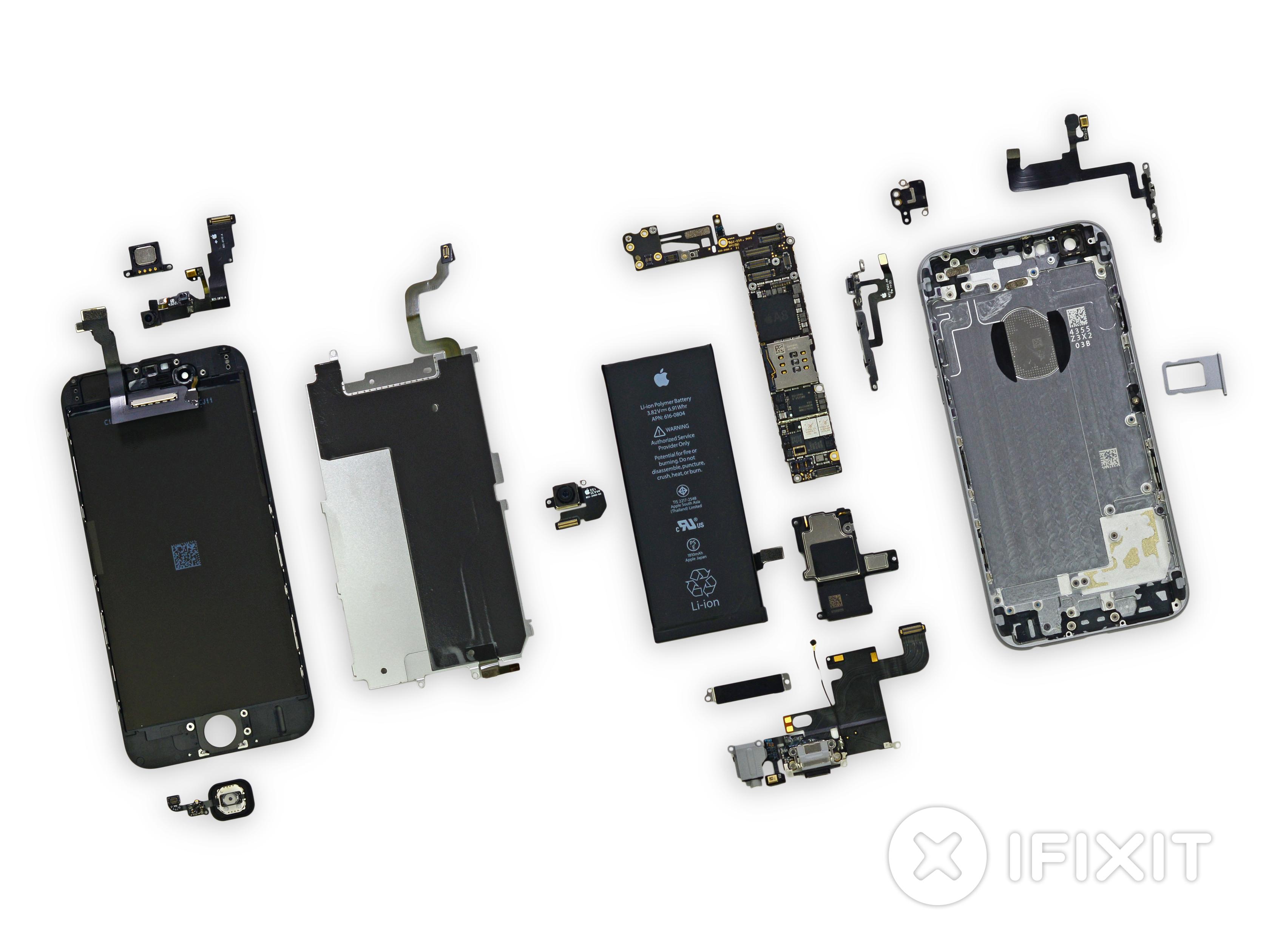 iPhone 6 desmontaje