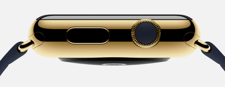 Applewatch side