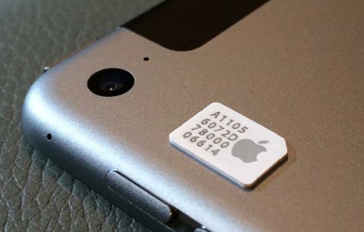 Nueva Apple SIM