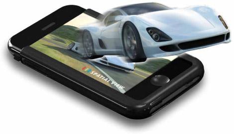 3D en el iPhone
