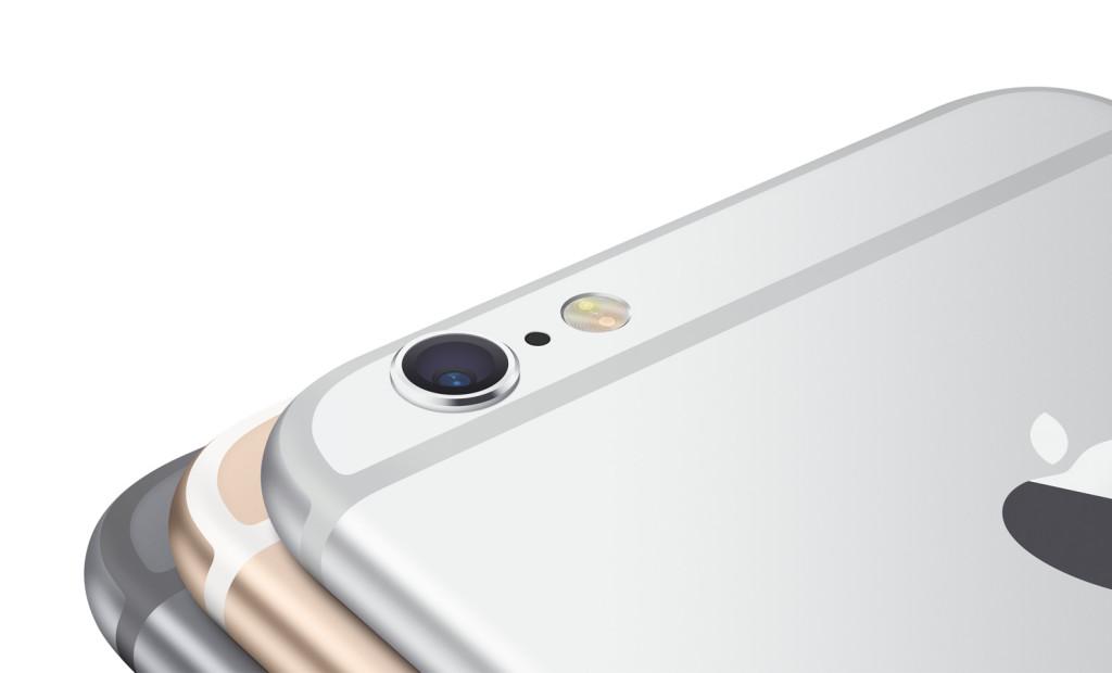 Cámara de sony para iPhone