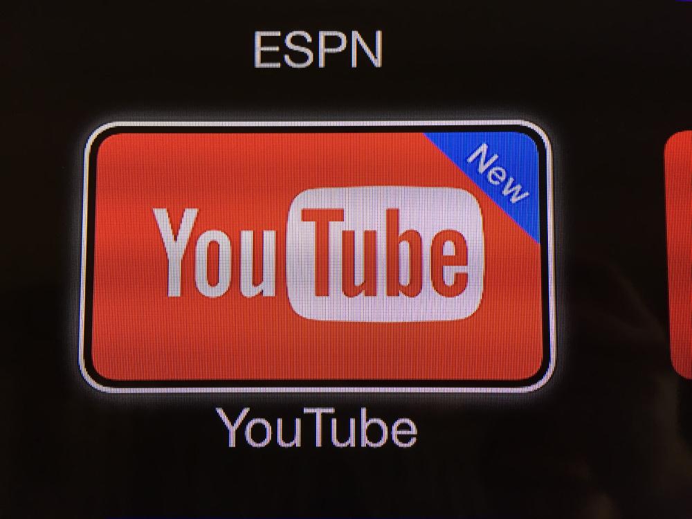 YouTube se actualiza en AppleTV