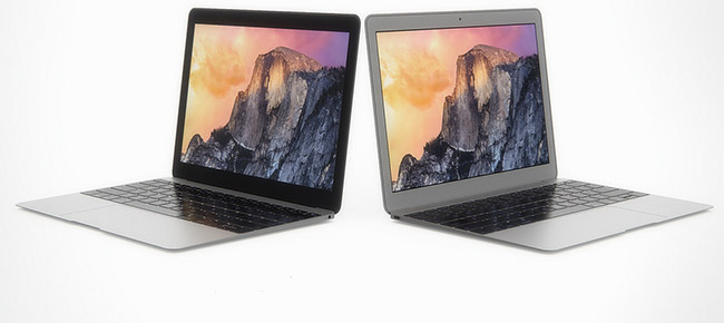 MacBook Air con pantalla retina de 12 pulgadas