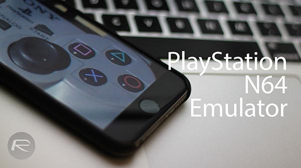 Descargar emulador de PlayStation y Nintendo 64 para iOS