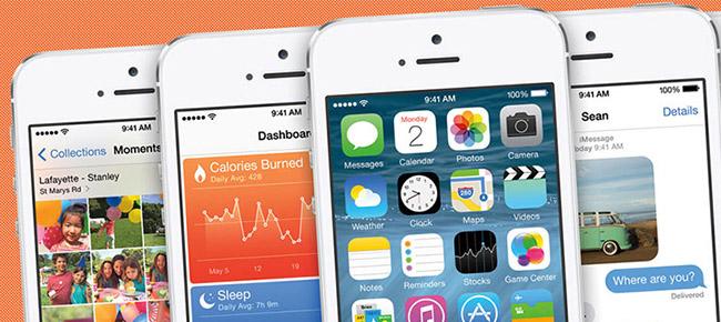 iOS 8 noticias slider